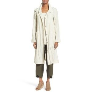 Eileen Summer Rumple Trench size Small
